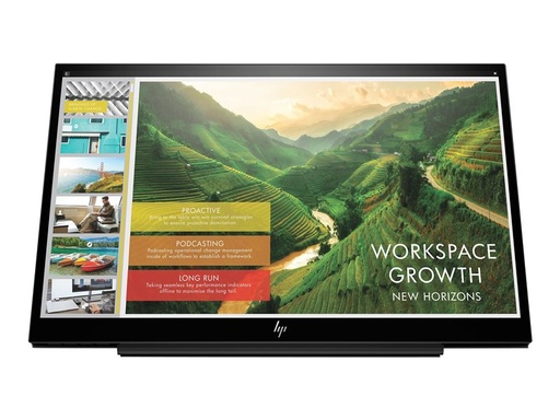 HP EliteDisplay S14 Ecran portable